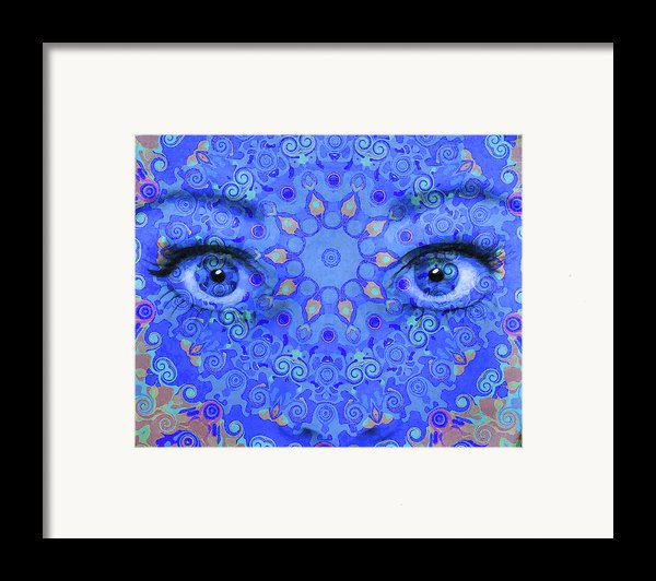 The Tattoo Framed Print By Moustafa Al-hatter