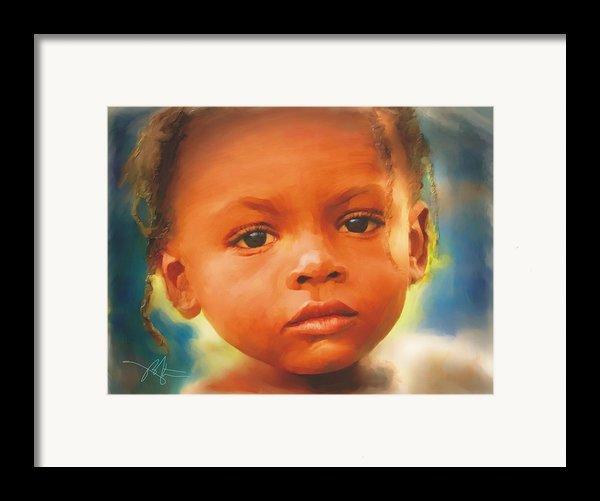 Through My Eyes Framed Print By Bob Salo