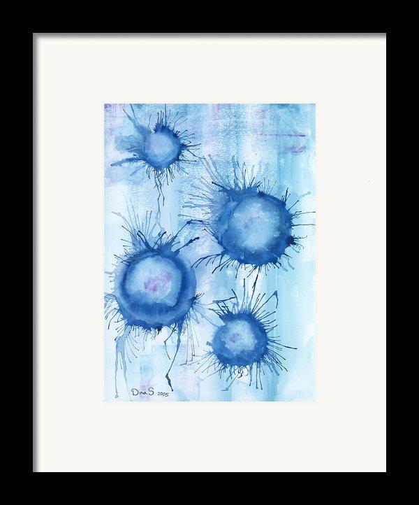 Under The Sea Framed Print By Dina Soker