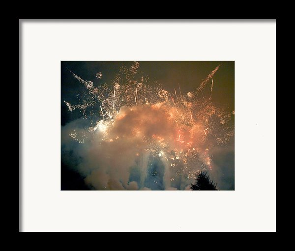 When The Smoke Clears Framed Print By Jim Delillo