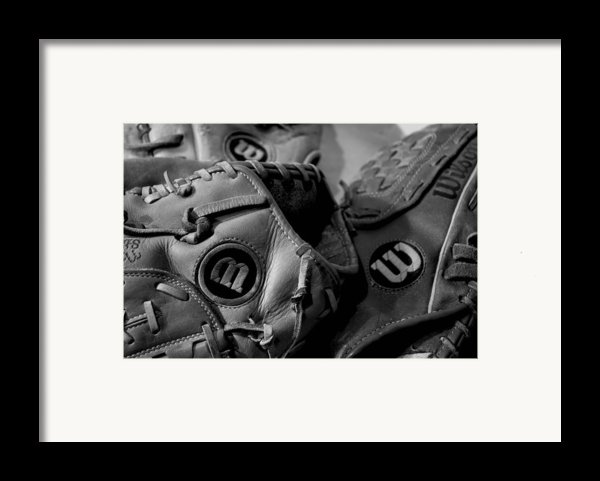 Wilson 3 Framed Print By Jame Hayes