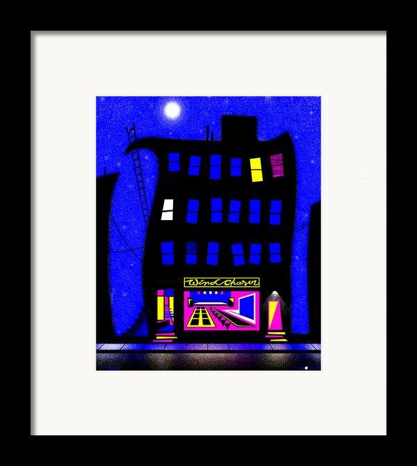 Windchaser Framed Print By Cristophers Dream Artistry