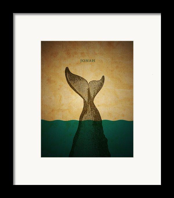 Wordjonah Framed Print By Jim Lepage