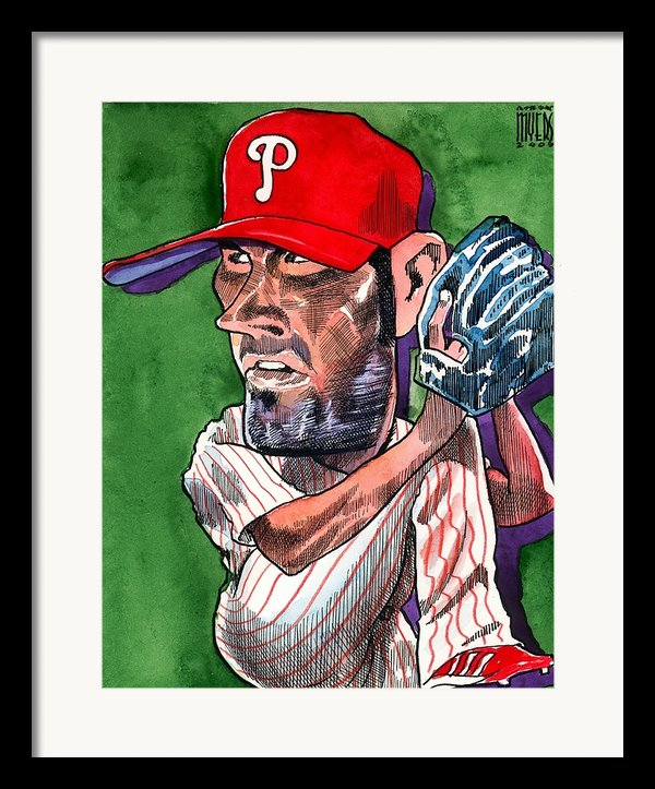 World Series Mvp Framed Print By Robert  Myers